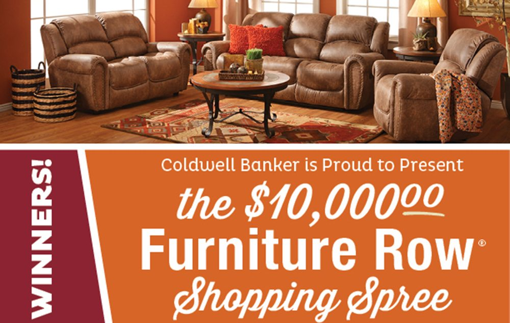 Well Furnished Furniture Row Contest Winners Colorado