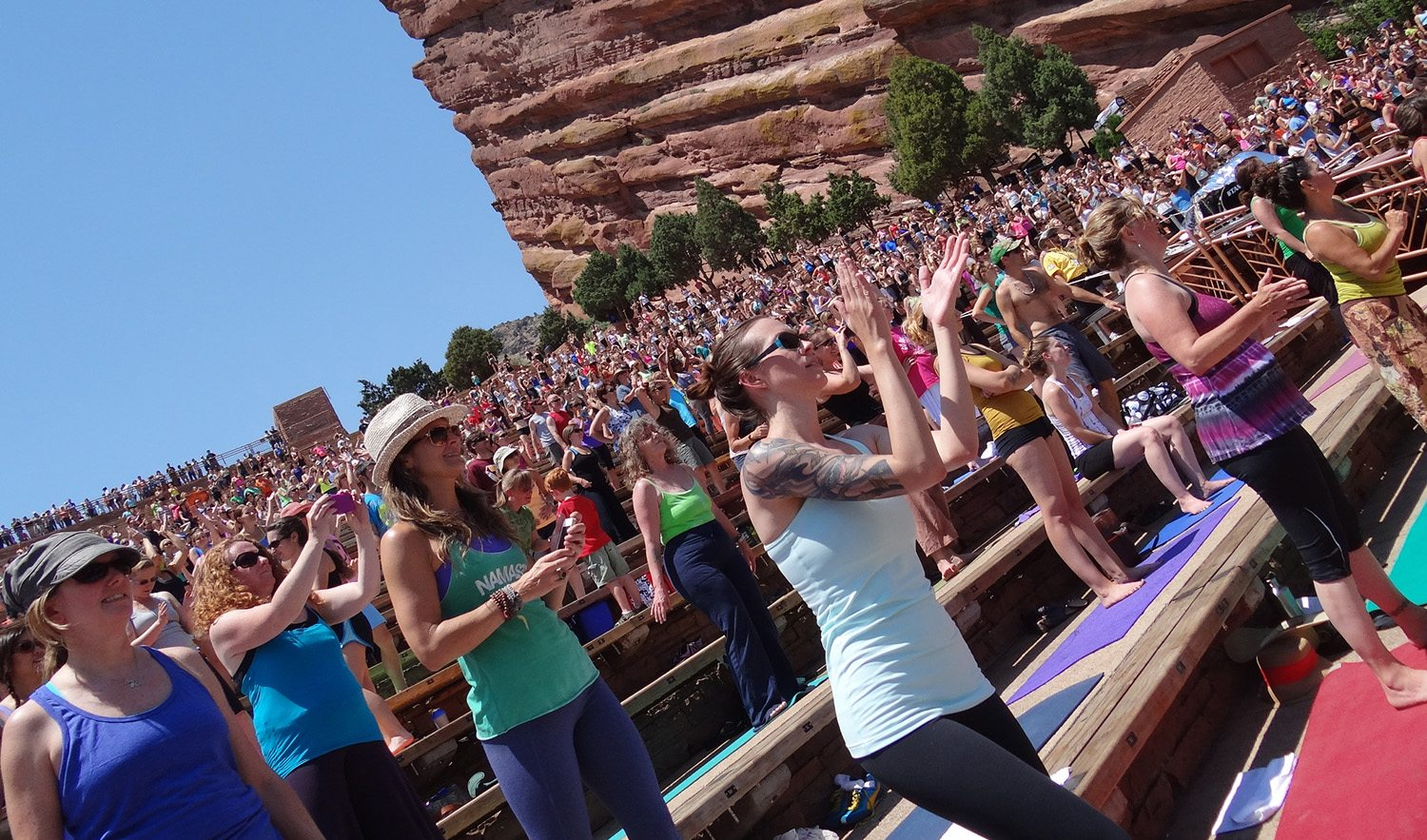 Yoga On The Rocks Colorado Home Style