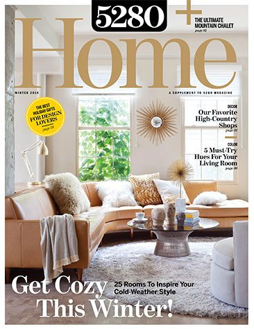 5280 home magazine colorado home style for Home style subscription
