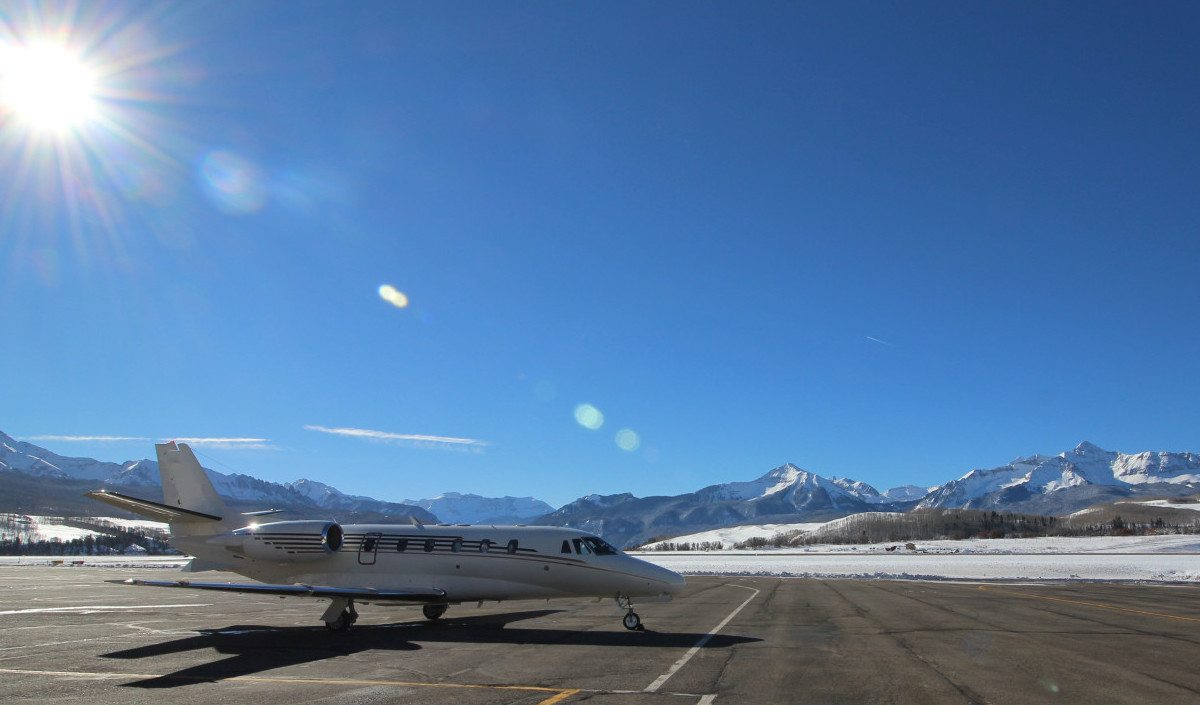 Jet Setting To Telluride No Longer Just For Celebs