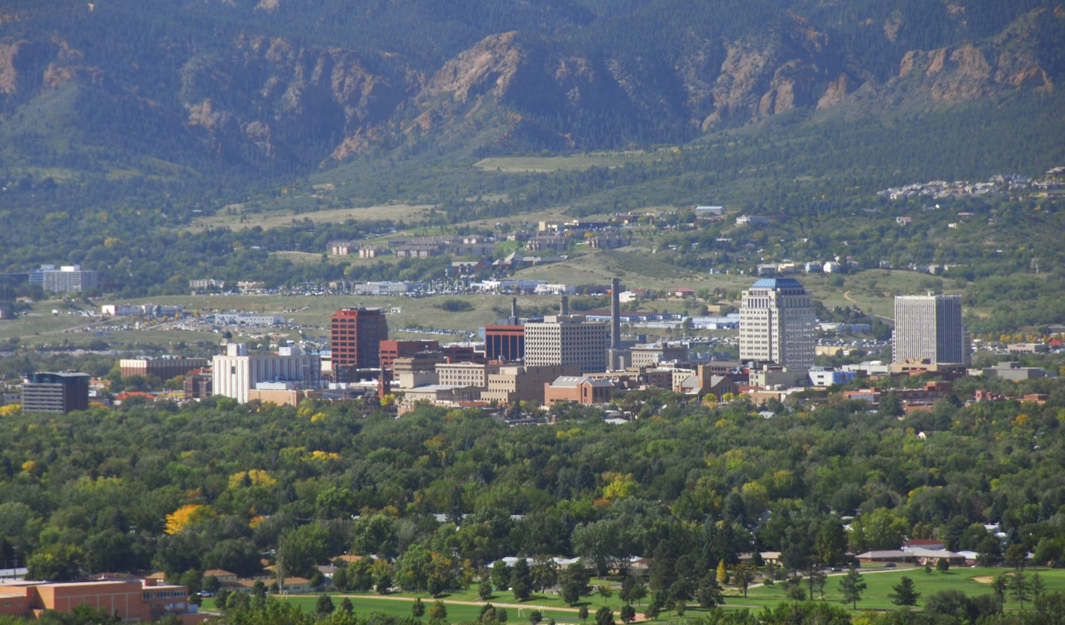 Colorado springs is one of the top cities for affordable for Affordable small towns in colorado