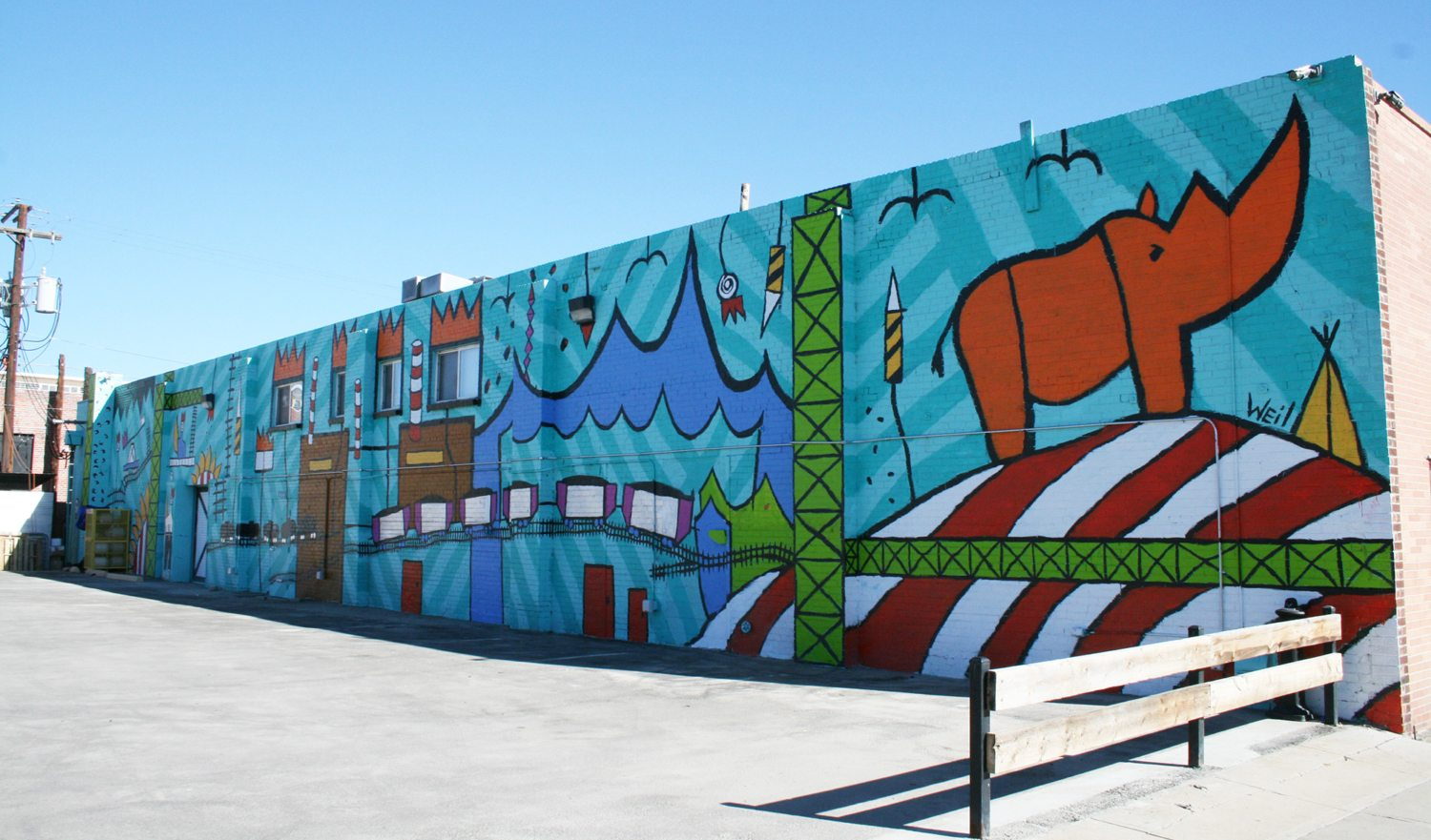 Magnificent Mural Event Slated for September