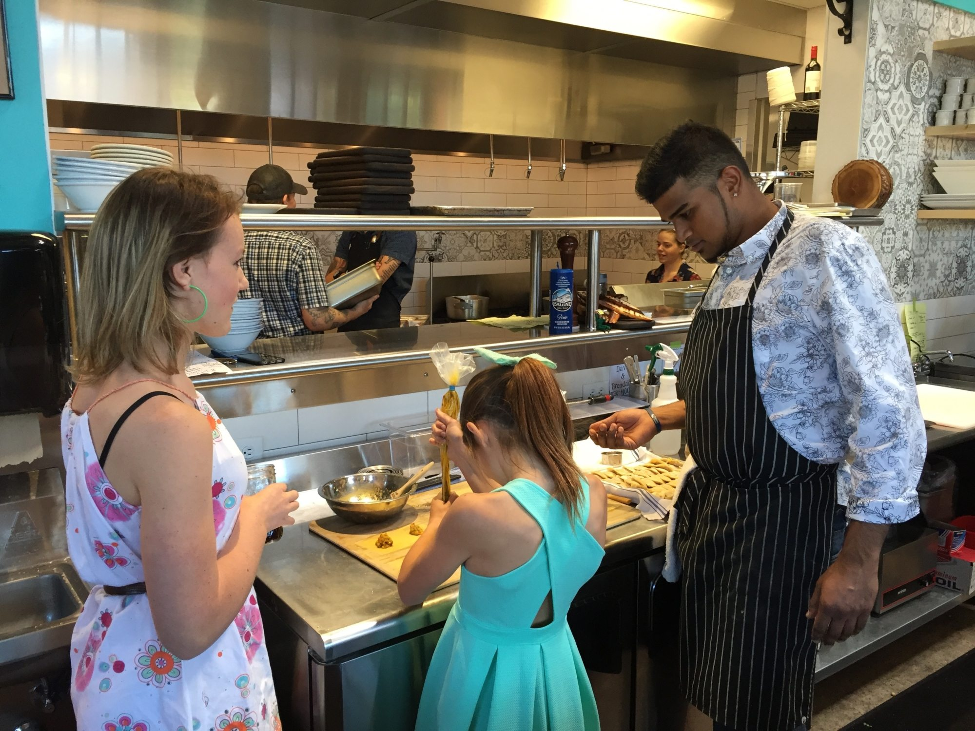 energetic denver sous chef inspired by local ingredients to appear
