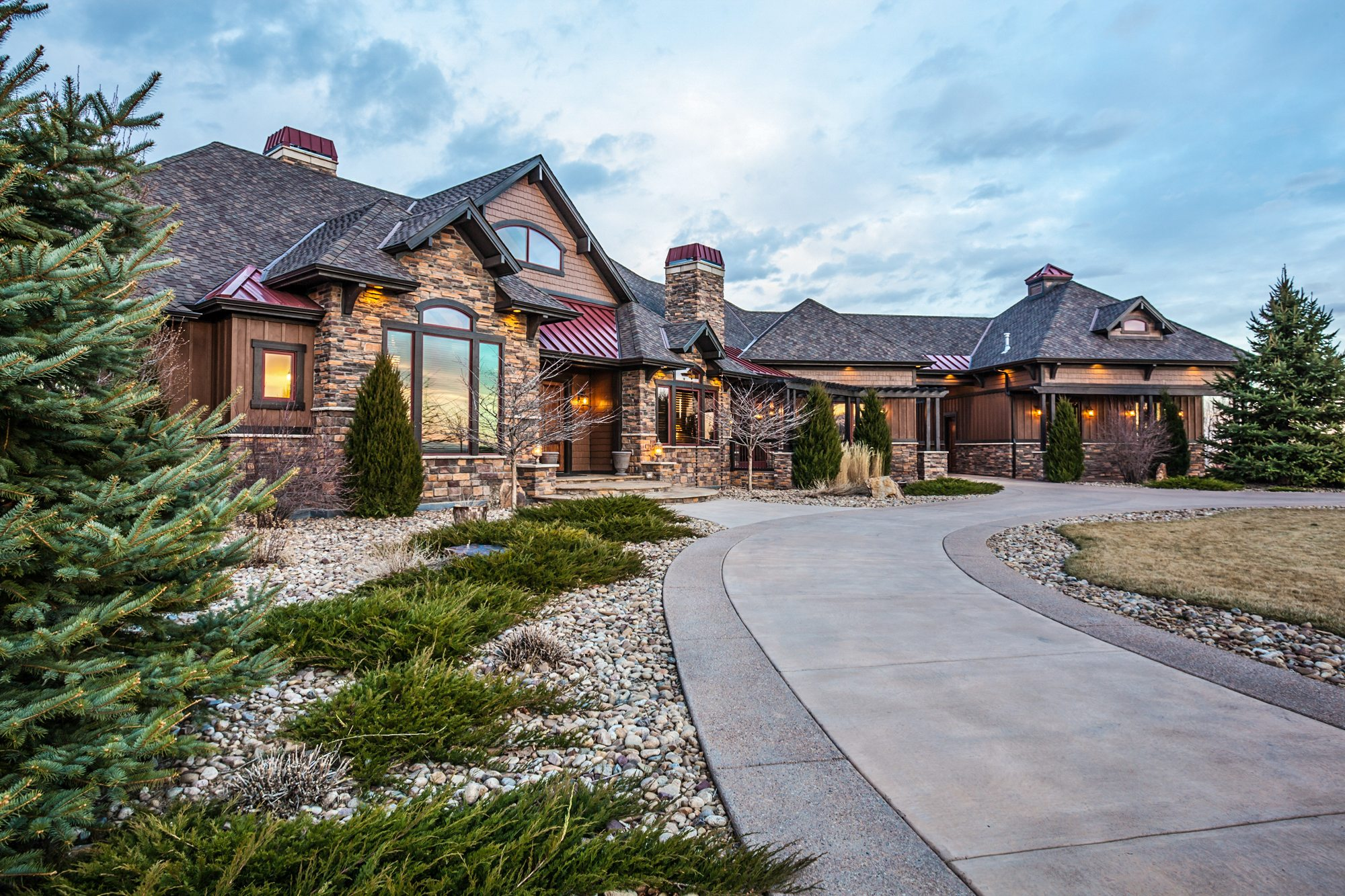Extraordinary Colorado Home Epic Views In Fort Collins
