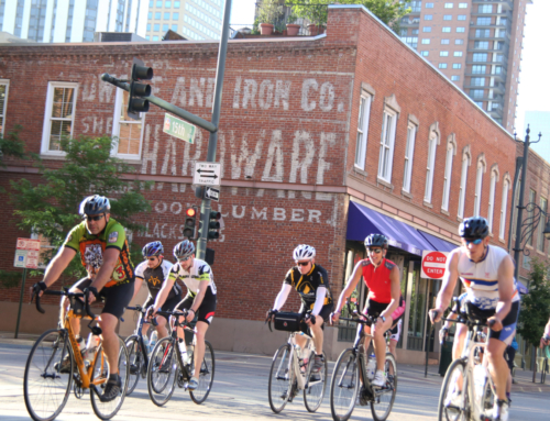 Discover Denver by Bike and Celebrate CO Bike Month