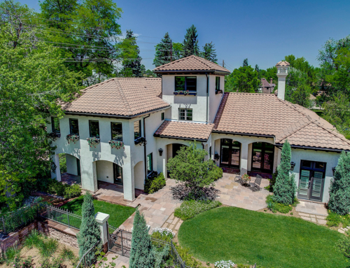 Extraordinary Colorado Home: Entertainer's Dream in Denver