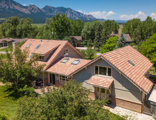 Extraordinary Colorado Home: Boulder Craftsman Home