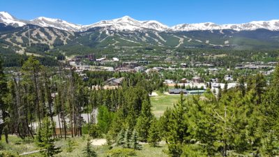 Breckenridge in the summer time