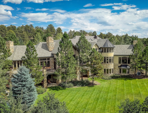 Extraordinary Colorado Home: Timeless Craftsman in Castle Rock