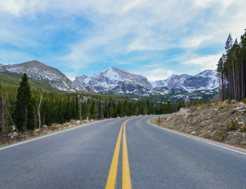Avoid Traffic with a Winter Getaway to Estes Park