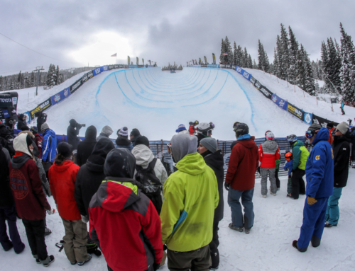 Olympic Fever Sweeps Into Colorado Ski Country