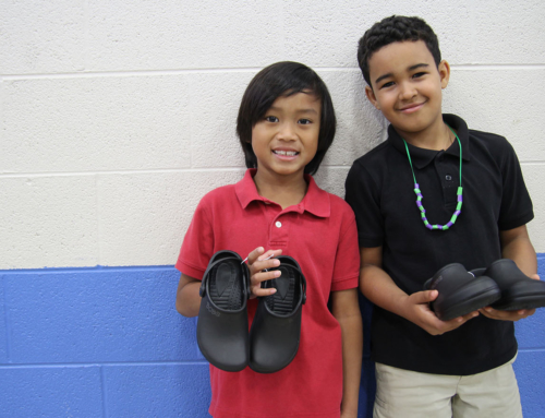 Coldwell Banker Agents Collect Over 6,500 Pairs of Shoes for Those in Need