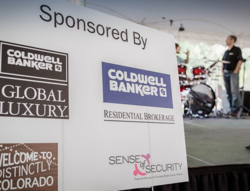 Coldwell Banker Broker Supports Cancer Patients Through Sense of Security