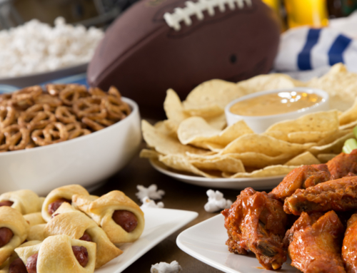 Throw a Winning Party for the Big Game