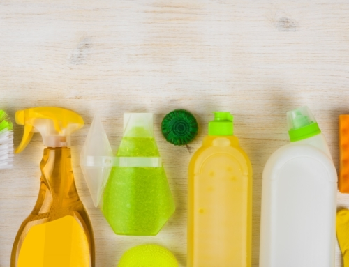 A Natural Way to Observe Earth Day: 5 Eco-Friendly Household Cleaners